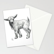 Little Goat Baby  SK134 Stationery Cards