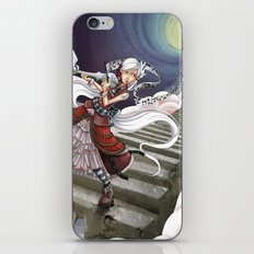 Those Crazy Stairs iPhone & iPod Skin