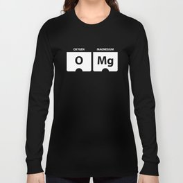OMG Periodic Table Long Sleeve T-shirt