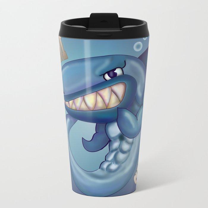 GymShark Metal Travel Mug