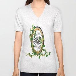 Ride On Ivy Unisex V-Neck