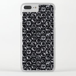 Bubble mania Clear iPhone Case