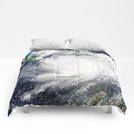 Gulf Coast Hurricane Comforters