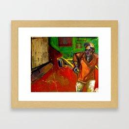 Workers Faith Framed Art Print