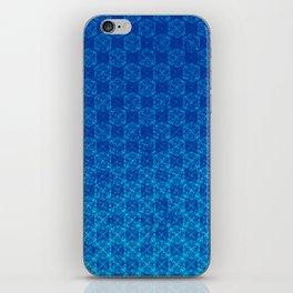D20 Celestial Crit Pattern Premium iPhone Skin