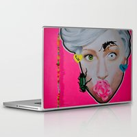 artrave Laptop & iPad Skins featuring artRAVE by Sabino Martinez