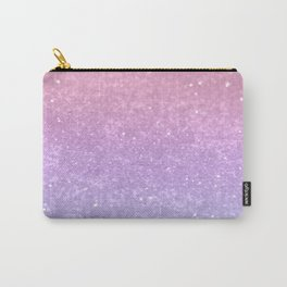 Unicorn Princess Glitter #1 (Photography) #pastel #decor #art #society6 Carry-All Pouch