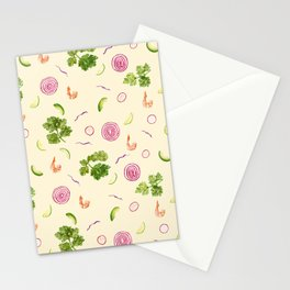 Taco Time Stationery Cards