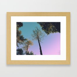 CREATIVITY IS A LUXARY Framed Art Print