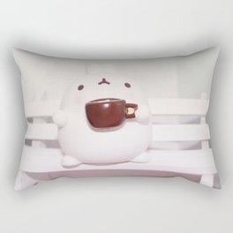 Molang's Afternoon Rectangular Pillow