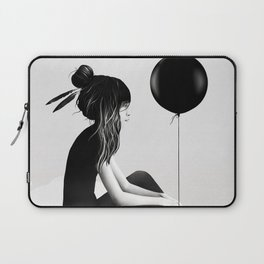 No Such Thing As Nothing Laptop Sleeve