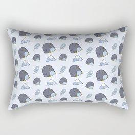 Little Penguin Rectangular Pillow