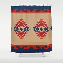 Daryl's Poncho Shower Curtain