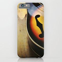 Mandolin. iPhone Case