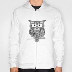 Hoot! Says the owl Hoody