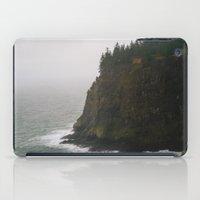 oregon iPad Cases featuring Oregon Coast: III // Oregon by Corrie Mick