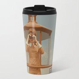 Moonrise Kingdom Lighthouse Travel Mug