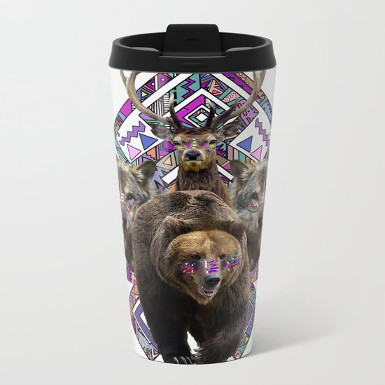 ▲NANUK▲ Metal Travel Mug