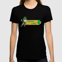 Irish Lax St. Patrick's Day T-shirt