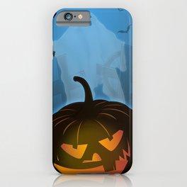 HOLLOWEEN NIGHT iPhone Case