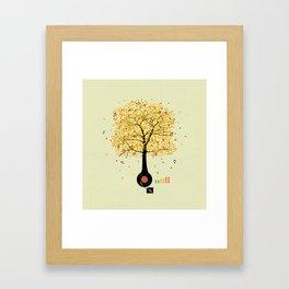 Sounds of Nature Framed Art Print