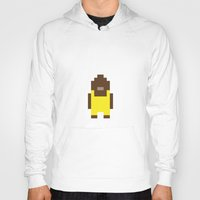 teen wolf Hoodies featuring Teen Wolf by Pixel Icons