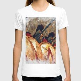 Spartan Army at War T-shirt