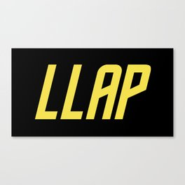 LLAP Canvas Print