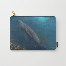 Papa Sealion Carry-All Pouch