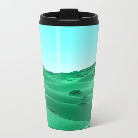 Phantasmagoria Metal Travel Mug