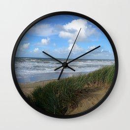 Earth, Sea & Sky Wall Clock