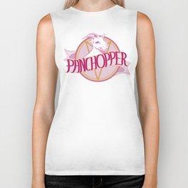 Panchopper logo Biker Tank