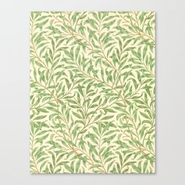 "William Morris ""Willow Bough"" Canvas Print"