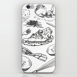 Oh My Omelets iPhone Skin