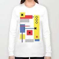 play Long Sleeve T-shirts featuring Play by infloence