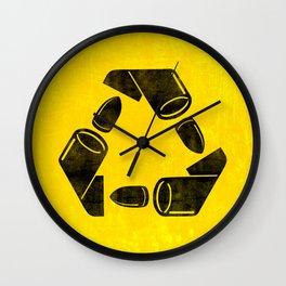 Neverending war Wall Clock
