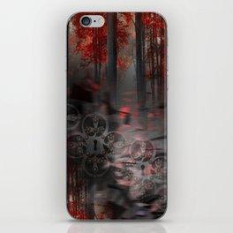 Secret forest iPhone Skin