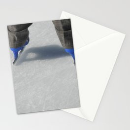 On Ice Stationery Cards