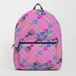 The Hair Basics Backpack