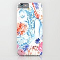 a hopeless romantic iPhone 6s Slim Case