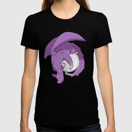 Clear Quartz Dragon T-shirt