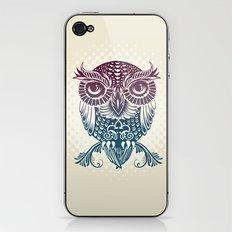 Baby Egyptian Owl iPhone & iPod Skin