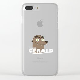 Finding Gerald Clear iPhone Case