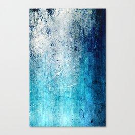 Blue Steel Canvas Print