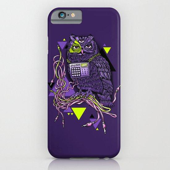 DiscOwl 6c iPhone & iPod Case