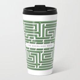 The Overlook Maze Metal Travel Mug