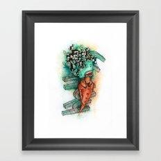 hhH Framed Art Print