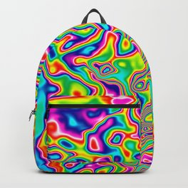 Warped Rainbow Backpack