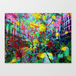 Over version ergo really last applied portions. 13 Canvas Print