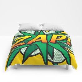 Comic Book ZAP! Comforters